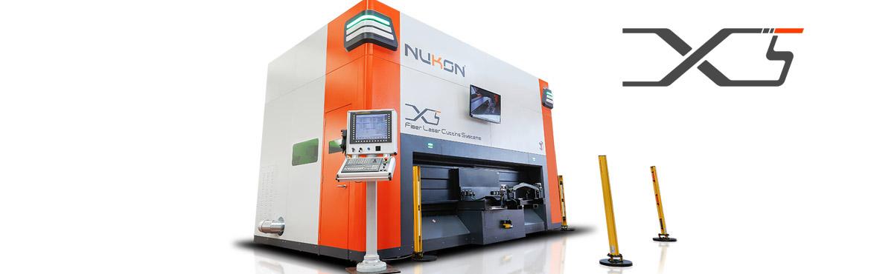CNC Laser Maschine Hersteller Nukon