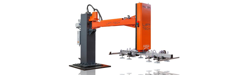 Robotik für Maschinen Herteller